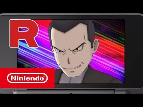 Pokémon Ultrasol y Pokémon Ultraluna - ¡Conoce al Team Rainbow Rocket! (Nintendo 3DS)