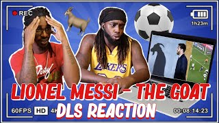 Americans First Reaction to Lionel Messi- Official Goat Movie   DLS Edition