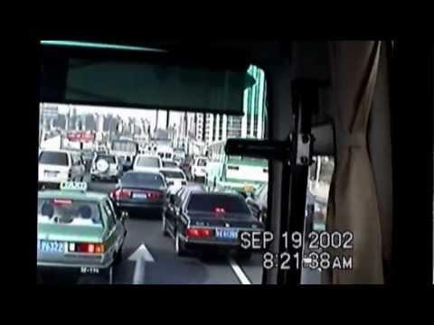 2002-09-19: Part B: China Tour: Shanghai, Zhoujiazhuang