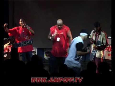 "Tech9 vs JME Before he was ""Serious"" MC Rap Battle (2004)"