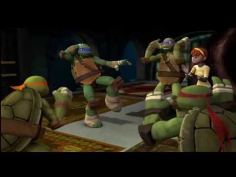 TMNT MV- Gentleman (Thx 4 +225 subs!) (HD)