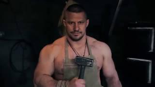 В Кузбассе сняли клип о настоящих мужчинах героями в котором стали сотрудники Росгвардии