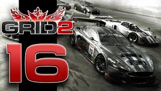 Let's Play Grid 2 - EP16 - Drift!(Back with another racing game! I've missed the smell of burning rubber and falling bumpers! Grid 2 is the sequel to the racing video game Race Driver: Grid., 2013-07-03T21:00:18.000Z)