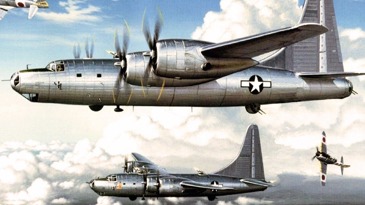 B-32 Dominator - The Last Air Battle (Days After WW2 Was Already Over)