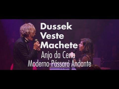"Silvia Machete - ""Anjo Da Cena/Moderno Pássaro Andante"" - Video Oficial (Dussek Veste Machete)"