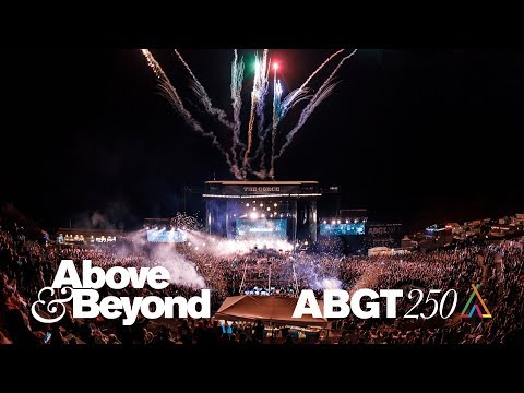 Above & Beyond #ABGT250  at The Gorge Amphitheatre, Washington State Full 4K Ultra HD Set