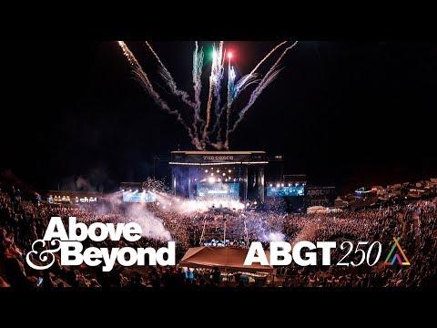 Above & Beyond #ABGT250 Live At The Gorge Amphitheatre, Washington State (Full 4K Ultra HD Set)