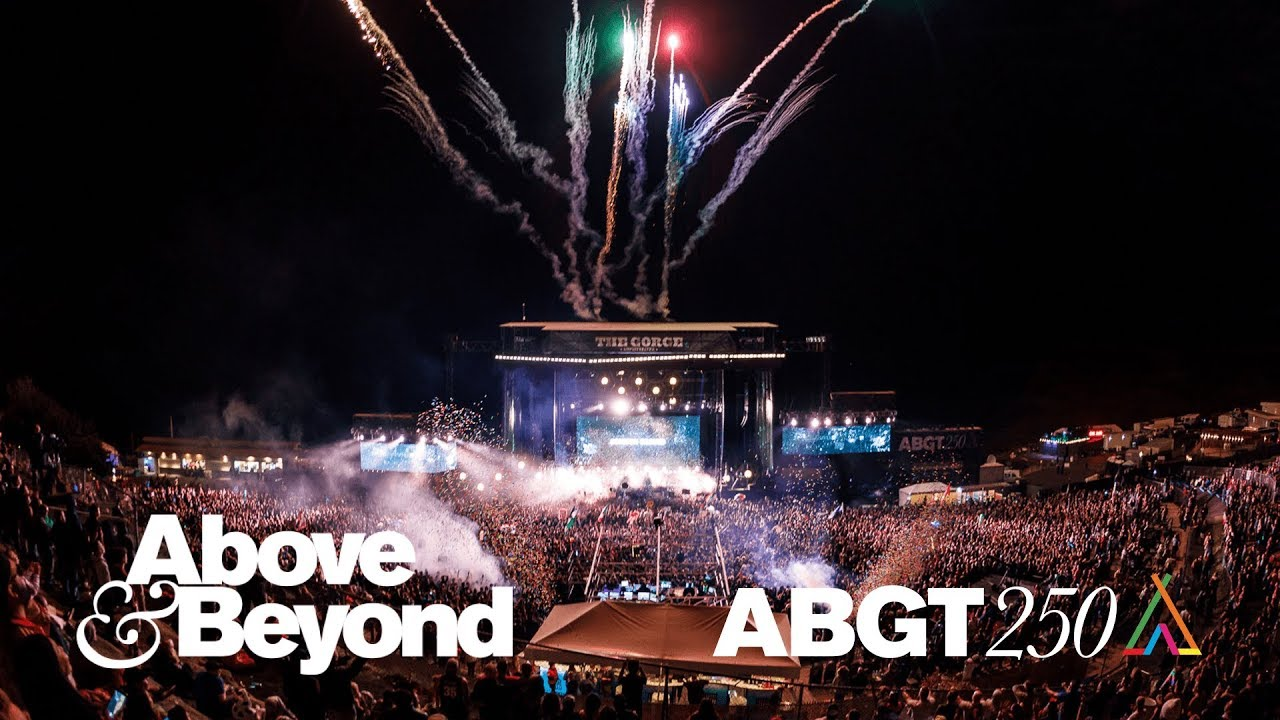 Download Above & Beyond #ABGT250 Live at The Gorge Amphitheatre, Washington State (Full 4K Ultra HD Set)