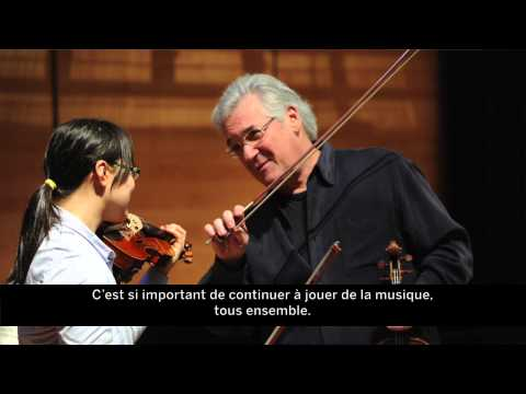 Happy Music Monday from Maestro Pinchas Zukerman!