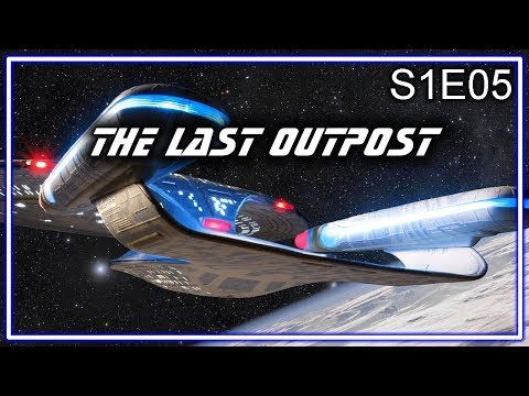 Star Trek The Next Generation Ruminations S1E05: The Last Outpost