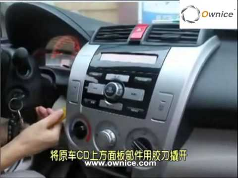 How To Install The Car Dvd Player Gps Navigation For Honda