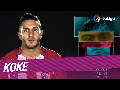 El jugador perfecto de Koke