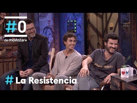 LA RESISTENCIA - Quequé feat. Taburete | #LaResistencia 03.10.2018