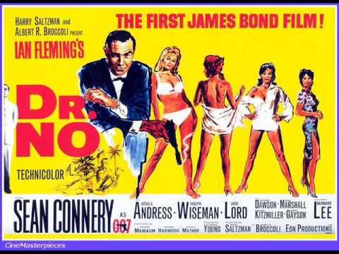 Dr  No (the James Bond 007 theme)
