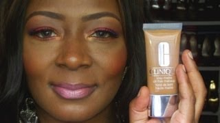 "1st IMPRESSION:CLINIQUE""STAY MATTE""FOUNDATION"