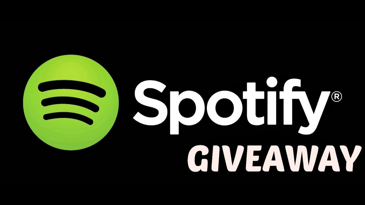 Spotify premium account Giveaway! (Desc)