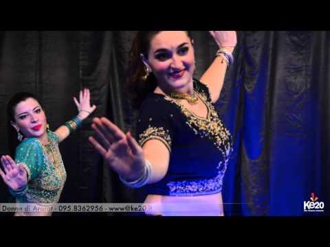 Donne di Ararat - Coreografia ballo indiano