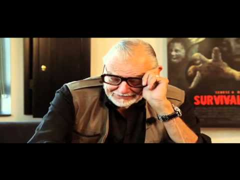 Jack Rico has a rare interview with George Romero