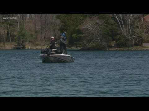 Social Distancing During The WI Fishing Opener