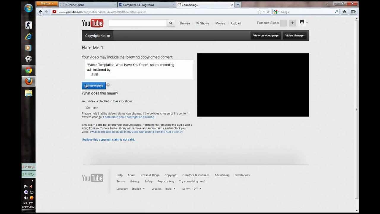 Unblock Youtube with ZenMate VPN in 3 steps