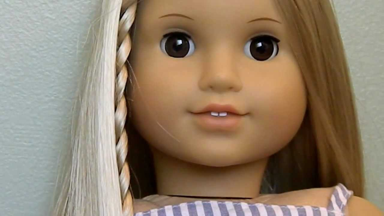 Opening American Girl Doll Julie Albright BeForever AG ...  |American Doll Julie Albright