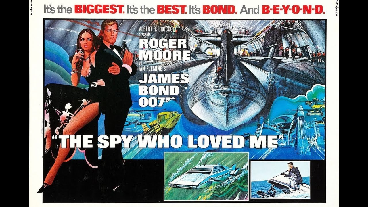 Download BEHIND THE STUNTS James Bond Series THE SPY WHO LOVED ME 1977