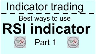 Best ways to use RSI (P - 1)  explained bangla|| forex bangla tutorial by Forex for all||