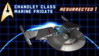 Starfleet's First Marine Frigate - Animated & Resurrected!