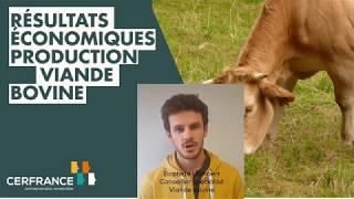 Résultats agricoles Vendéens VIANDE BOVINE