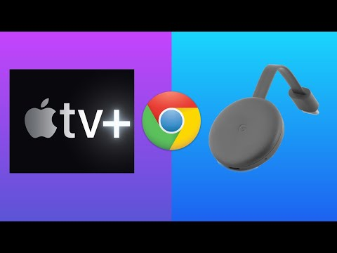 How To Watch Apple TV Plus On Chromecast