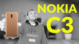 مراجعة Nokia C3 | أرخص تليفون محترم ممكن تشتريه