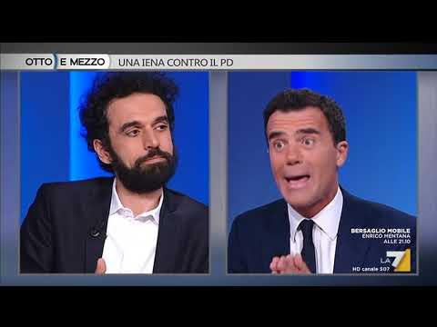 Otto e mezzo - Una Iena contro il PD (Puntata 07/02/2018)