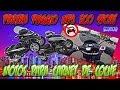 Piaggio MP3 500cc Sport -  Prueba por Ciudad y Autovía + Así son las Motos para Carnet de Coche