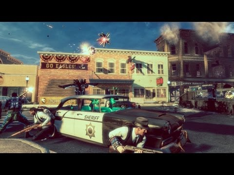 The Bureau: XCOM Declassified Gameplay