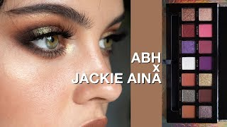 ANASTASIA BEVERLY HILLS x JACKIE AINA REVIEW + 3 LOOKS | Julia Adams