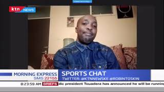 Sports Chat: Reopened Nyayo stadium to host Kip Keino Classic on October 3rd | Morning Express