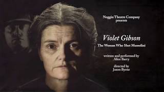 Violet gibson; the woman who shot ...