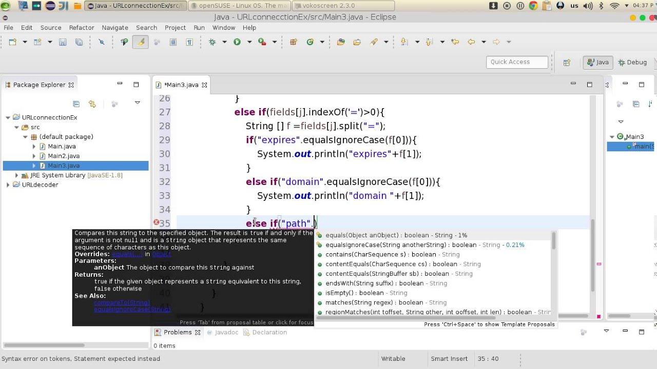 20 Java Networking Url Decoder Encoder Youtube