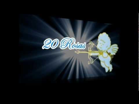 Entrega de amor y 20 Rosas .wmv