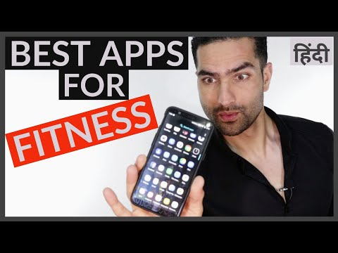 Top 5 Apps For Fitness And Self Improvement 2019.
