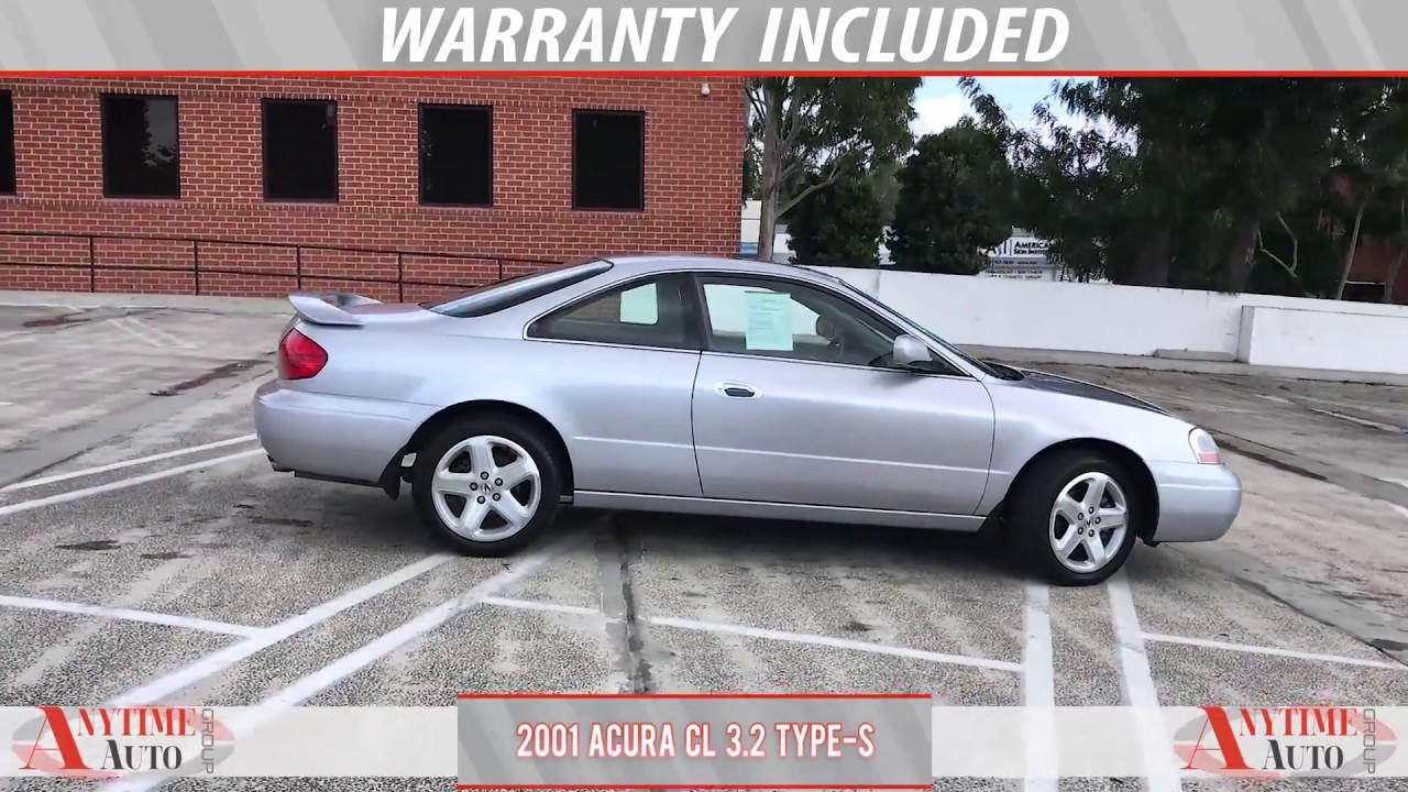 2001 Acura Tl 3 2 >> 2001 Acura Cl 3 2 Type S Youtube