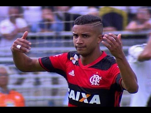 Gols, Ponte Preta 1 x 2 Flamengo - Brasileirão Série A 29/05/2016