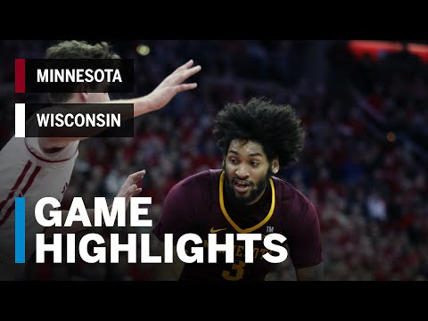 Rachel Ramsey - First the Axe, now Gopher Basketball beats Wisconsin!