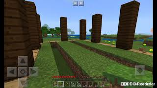✓How to build a Greenhouse in Minecraft Pocket!!!