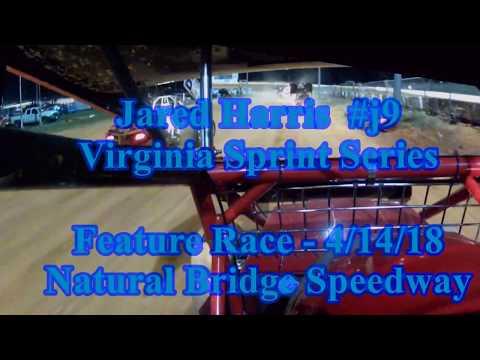 Jerald Harris 4 14 18 at Natural Bridge Speedway