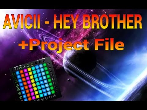 Unipad - Avicii - Hey Brother +[ProjectFile]