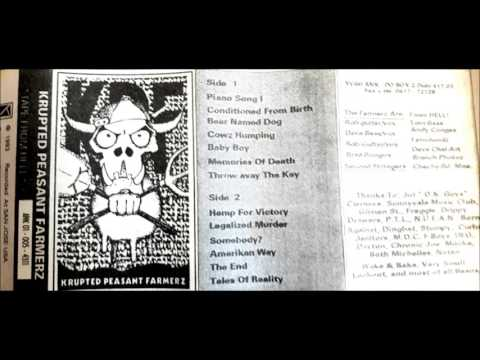 Krupted Peasant Farmerz(KPF) -Tape from Hell