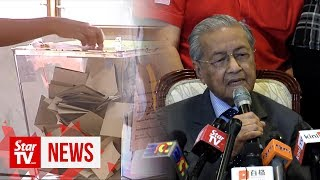 Dr M: If palace had intervened, we'll void Johor's youth age decision