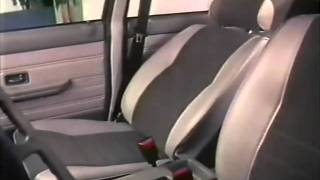 Hyundai Pony 1985 TV commercial