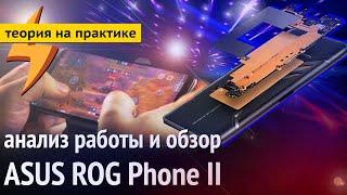 Анализ Работы и Обзор ASUS ROG Phone 2